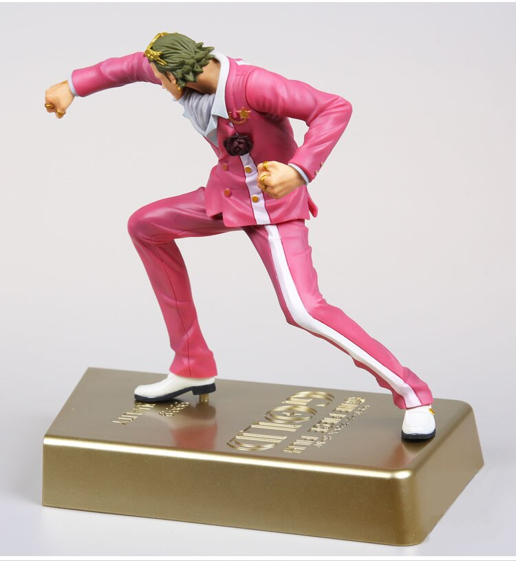 One Piece DXF Manhood 2 Gild Tesoro 6-Inch Collectible Figure - Vaulted Collectibles
